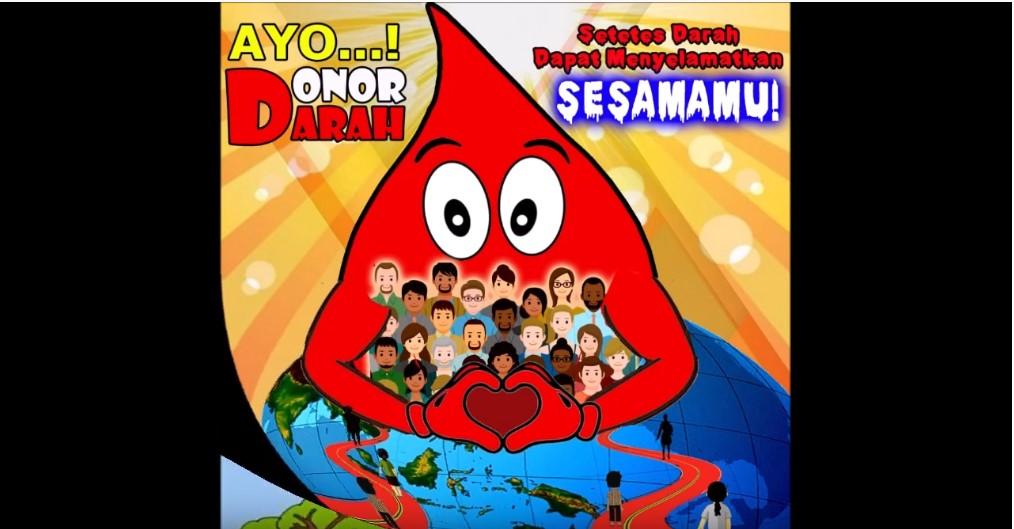 Poster Karya PMR Madya SMP St.Markus I